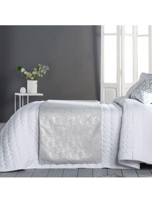 Plaid pie de cama GOSPEL