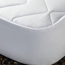 Cubre Colchón Acolchado ALISA Impermeable