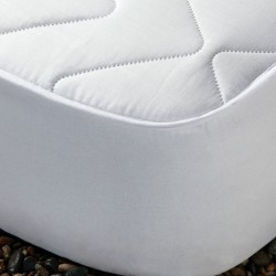 Cubre Colchón Acolchado ALISA Reversible