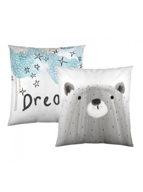 Funda Cojín BEAR DREAM 50x50