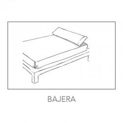 Sábana Bajera BASIC LISA 100% Algodón