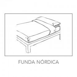 Saco Funda Nórdica BASIC LISA 100% Algodón