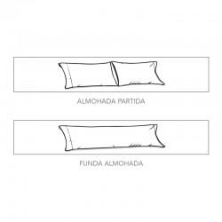 Funda Almohada BASIC LISA 100% Algodón