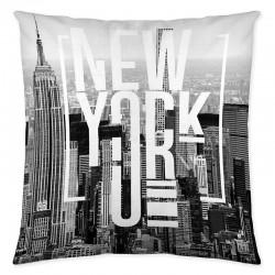 Funda Cojín NYC 50x50