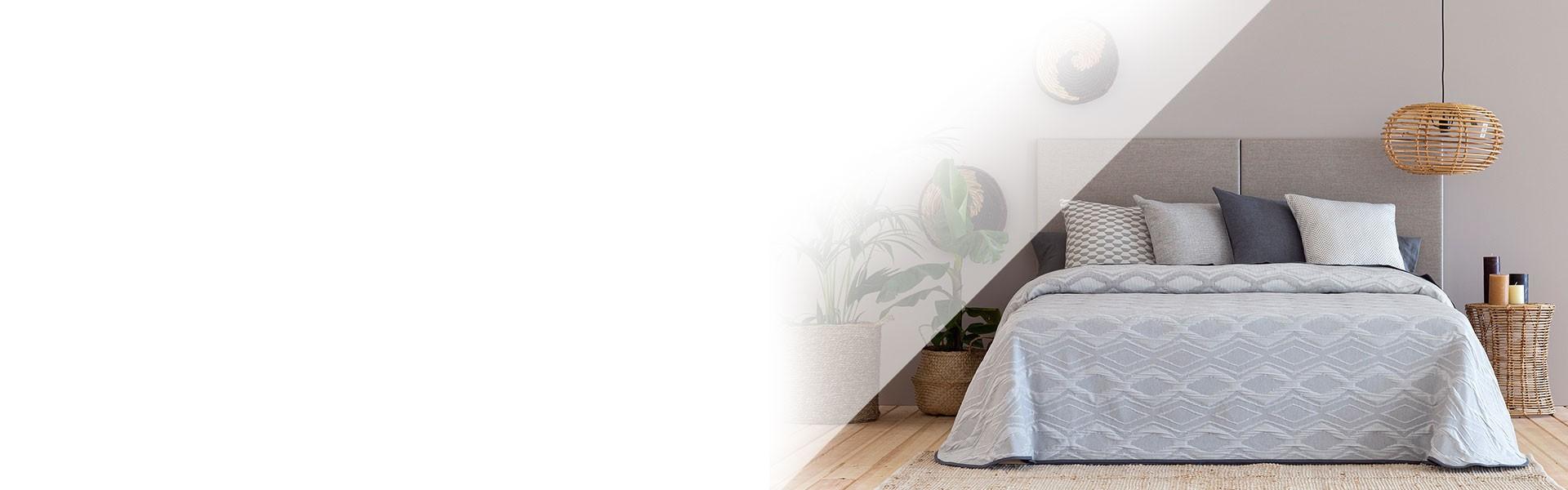 Renueva tu hogar con colchas de verano
